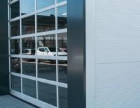 Автосалон Renault, Hyundai - сендвіч-панелі - фото 3