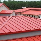 Сендвіч-панелі для даху, дахові панелі