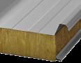Сендвіч-панелі BALEXTHERM-MW-R з основою з мінеральної вати, покрівельні