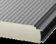 Сендвіч-панелі BALEXTHERM-PU-W-PLUS з поліуретановою основою, стінові з прихованим кріпленням