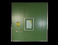 Теплоизоляционные двери Zelazo