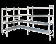 Модульні стелажі «Оптіма»