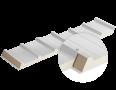 Покрівельні сендвіч панелі ARPANEL D PUR