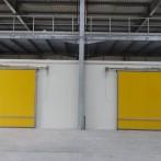 Двери  для камер с регулируемой газовой средой